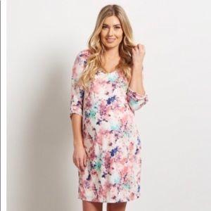 Pink Blush Maternity dress size M